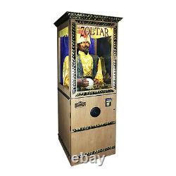 Zoltar Speaks Fortune Teller Arcade Economy