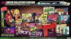 Zombies Ate My Neighbors & Ghoul Patrol Collector's Edition (Switch) Pre-Order